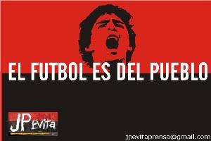 Imagem tirada do blog jpevita.blogspot.com, de uma das correntes da Juventude Peronista