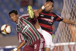 Todo o COPEIRISMO do futebol carioca. Foto: AP/Terra